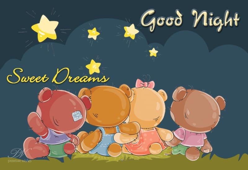 Wishing You Good Night And Sweet Dreams Good Night Wishes